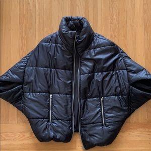 Aakasha puffer coat